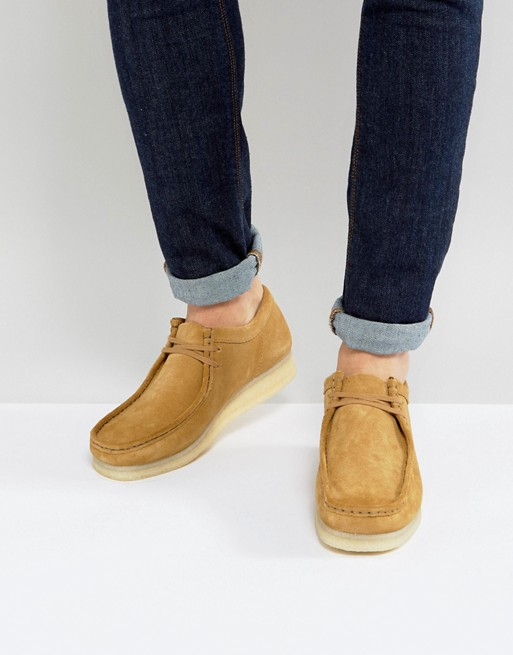 Clarks Originals - Wallabee - Chaussures en daim