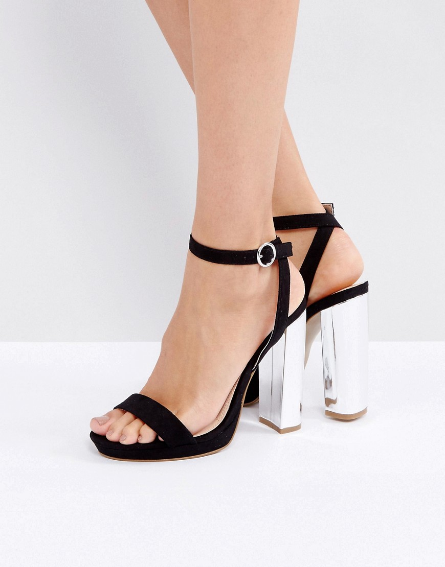 Platform Sandals - Beige micro Coco Wren