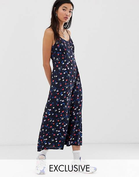 COLLUSION printed jumpsuit