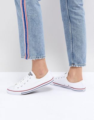 Image 1 of Converse All Star Dainty Ox Trainers