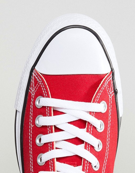 Converse - All Star Ox - Tennis - Rouge M9696
