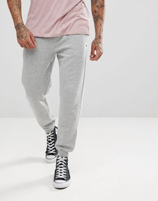 Image 1 of Converse Chuck Patch Joggers In Gray 10004631-A03