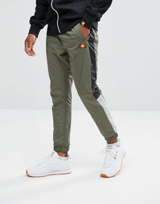 Image 1 of Ellesse Track Joggers With Side Panels