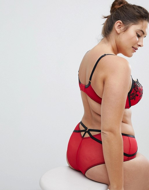 Latest Collections Online Curve Desire Bra - Red Figleaves Outlet Cheap Authentic JxzOduS