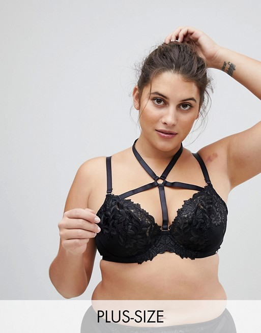 Visit New Clearance Best Place Curve Pleasure Bra - Black Figleaves Factory Outlet For Sale Marketable QAnw3jLlUv