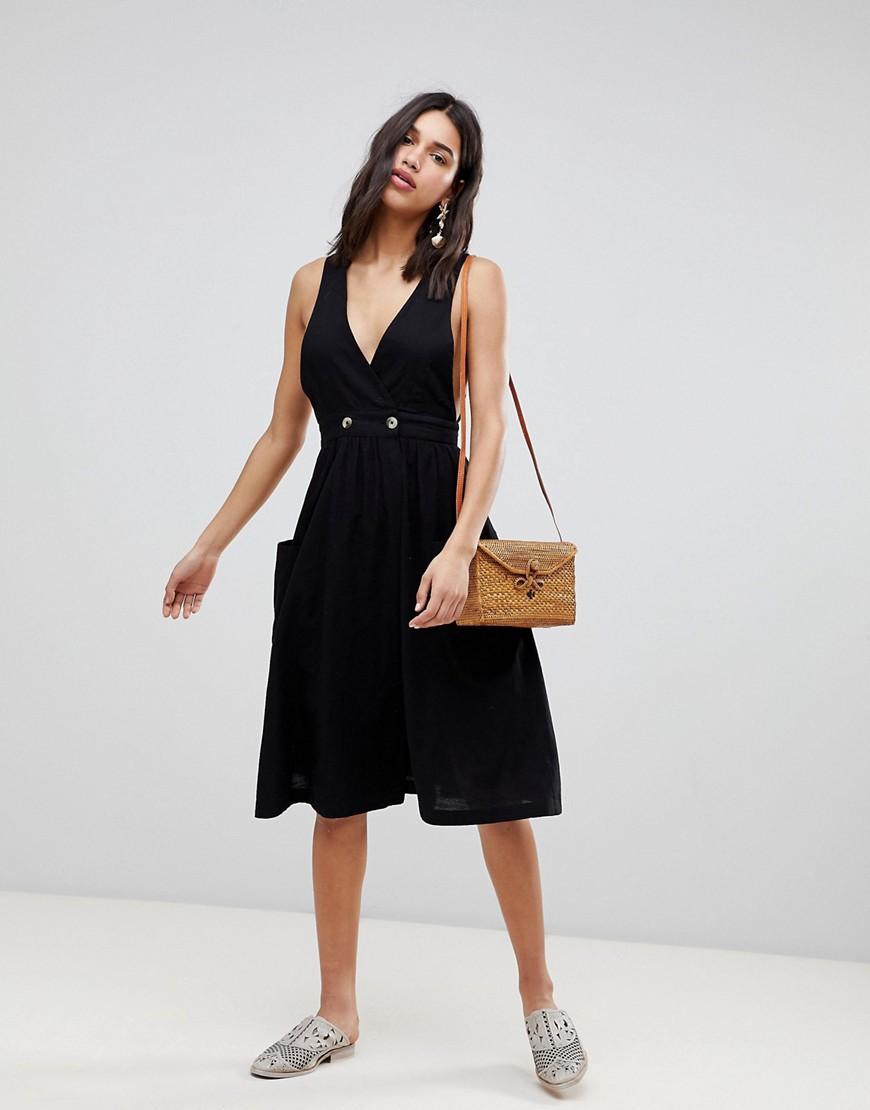 Free People Diana Wrap Dress by Free People