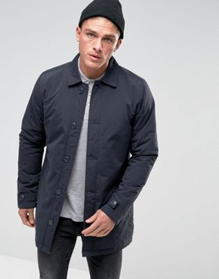 Image 1 of French Connection Lined Mac Coat