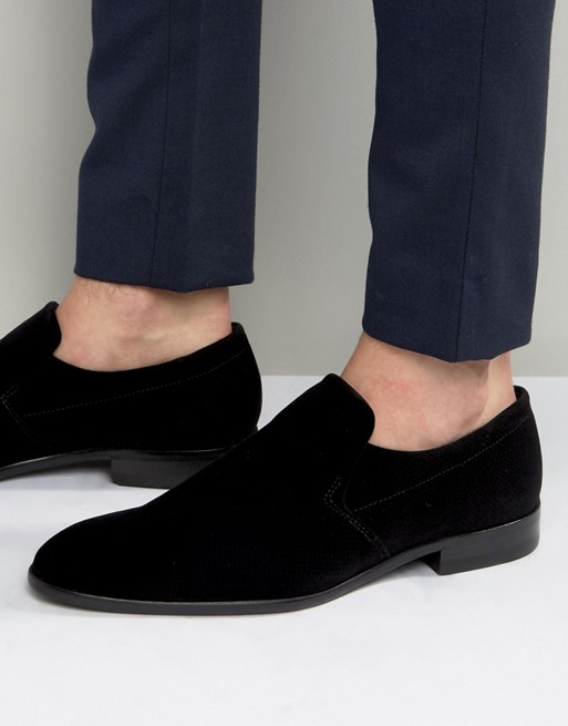 HUGO by Hugo Boss Dressapp Velvet Slip On Loafers