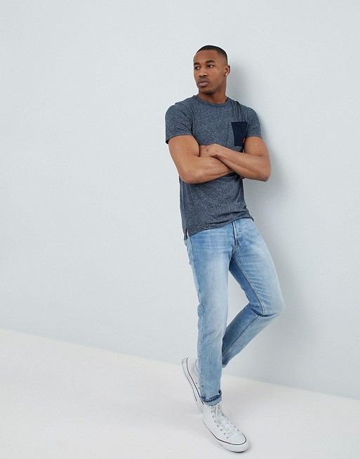 Jones Pocket Shirt amp; Jack T amp; Jones Contrast With Core Jack F5qfv6