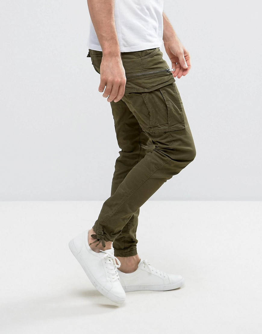 Jack & Jones Intelligence Slim Fit Cargo Pant by Jack & Jones