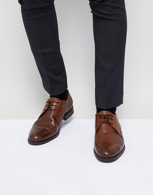 Jack & Jones Leather Derby Shoes sale real sale eastbay new arrival for sale factory outlet cheap price buy cheap sast vhYR38