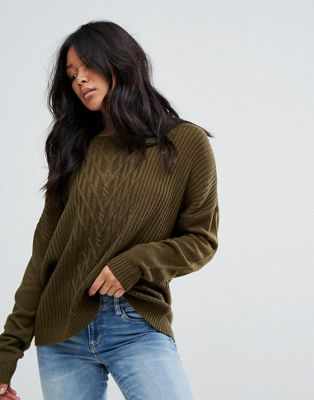 JDY Knitted Jumper