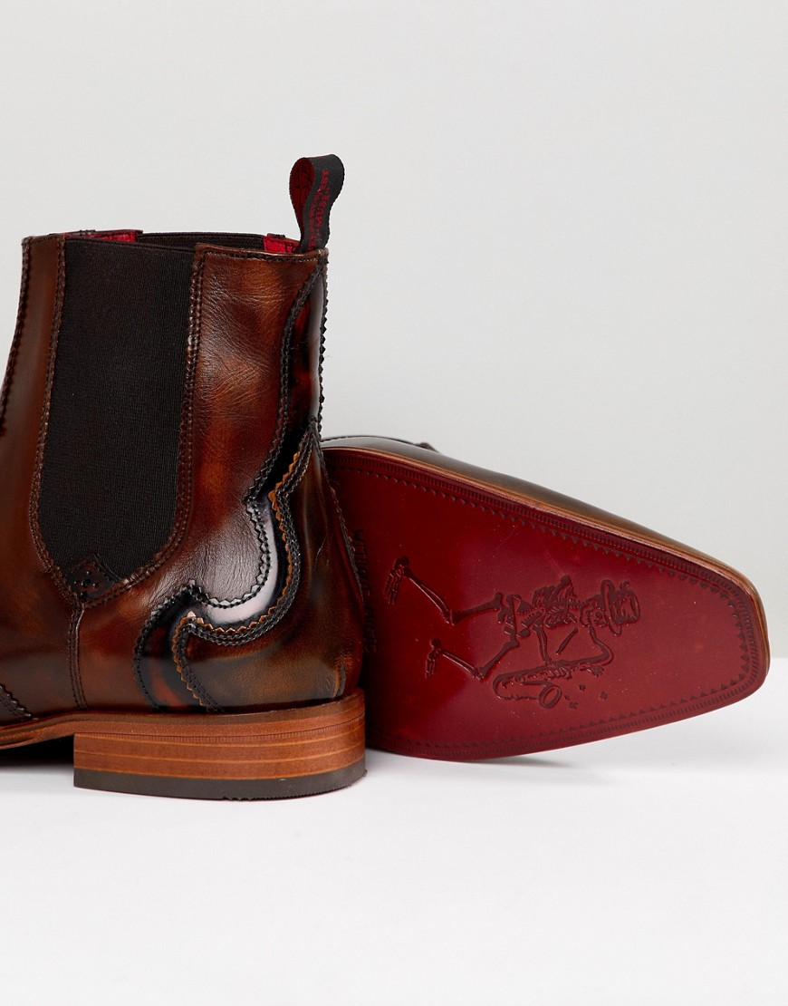 Jeffery West Scarface Chelsea Boots by Jeffery West