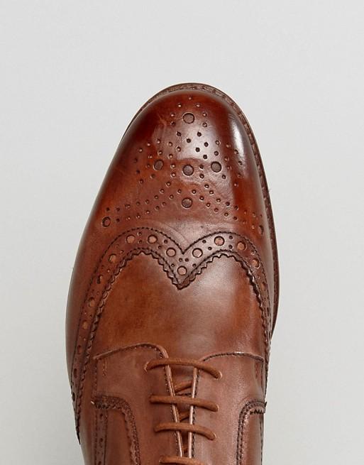 KG Kurt Geiger - Percy - Chaussures Richelieu - Fauve