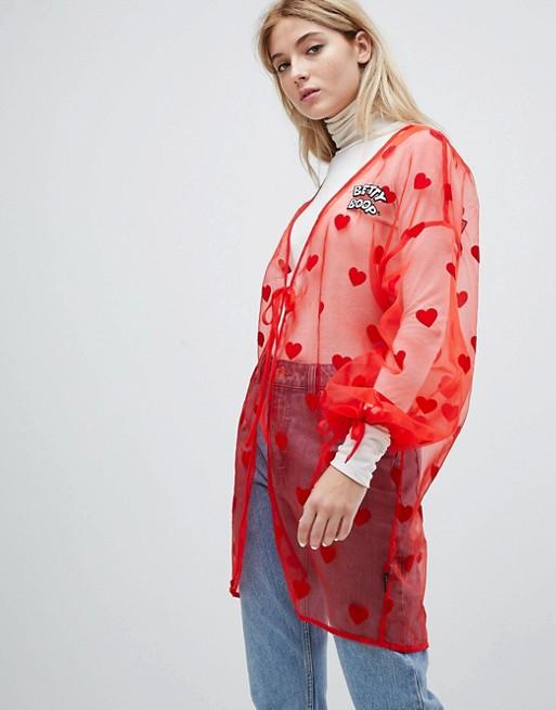 Kimono de Lazy Oaf X Betty Boop