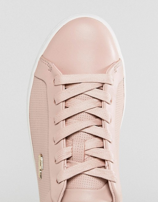 Straightset 118 2 In Dusky Pink - Pink Lacoste q280COU