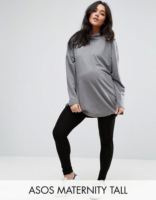 Leggings largos de ASOS Maternity TALL