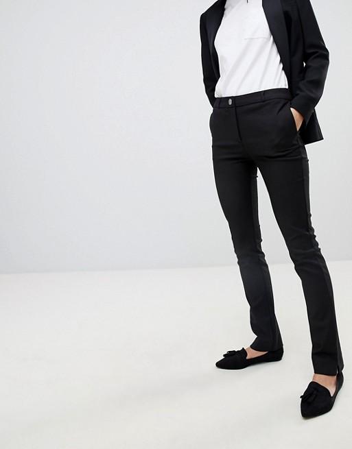 Mango Smart Mango Leg Slim Slim Trouser Leg Smart Trouser qwHwZ4U