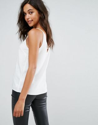 Image 1 of Miss Selfridge Strappy Cami