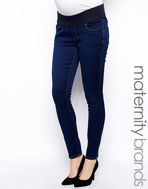 New Look Maternity Supersoft skinny Jean