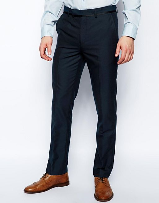 Image 1 of New Look Suit Trousers in Slim Fit