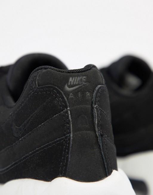 Nike | 95 Nike – Air Max 95 | – Schwarze Sneaker 1aac9f
