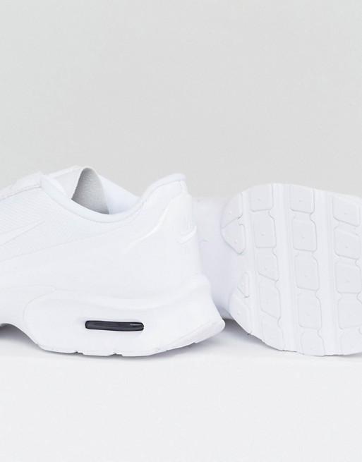 Nike - Nike - Air Max Jewell - Baskets - Blanc Avec Paypal À Vendre q7vMYN