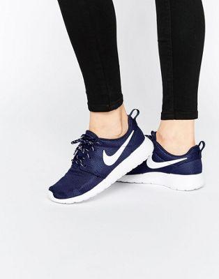 hibjp Nike | Nike Midnight Navy Roshe One Trainers