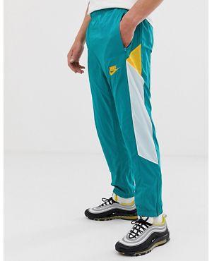 나이키 Nike Re-Issue Joggers,Green