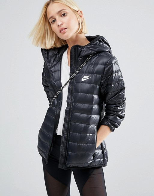 Nike | Nike Short Padded Jacket With Hood