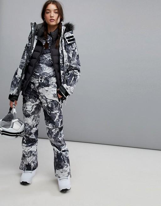 Pantalones de esquí para nieve de Superdry