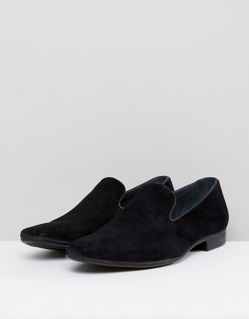 in Pier suede loafers One black BqwnOZPR