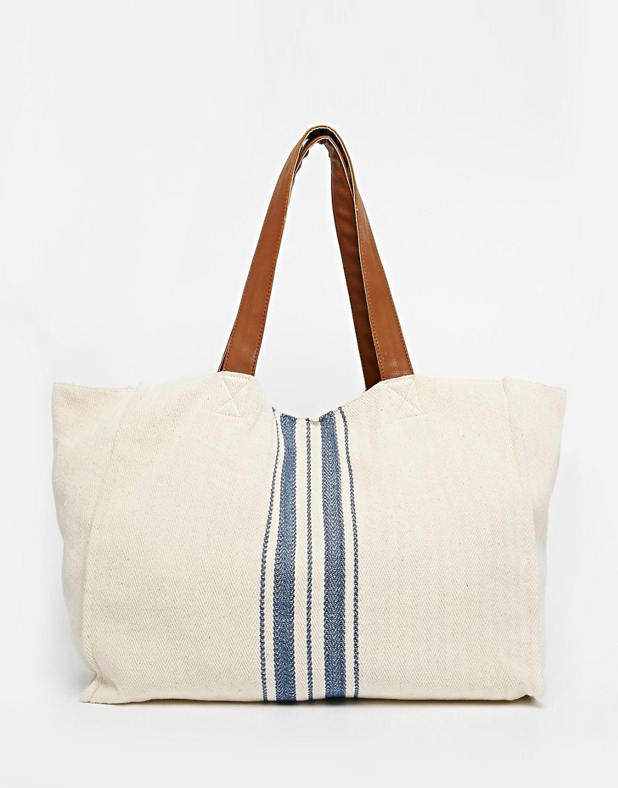 Pimkie | Pimkie Canvas Beach Bag