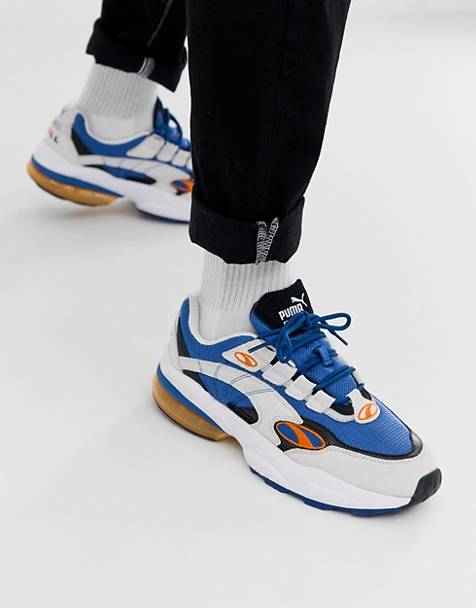 Puma Cell Venom trainers in white