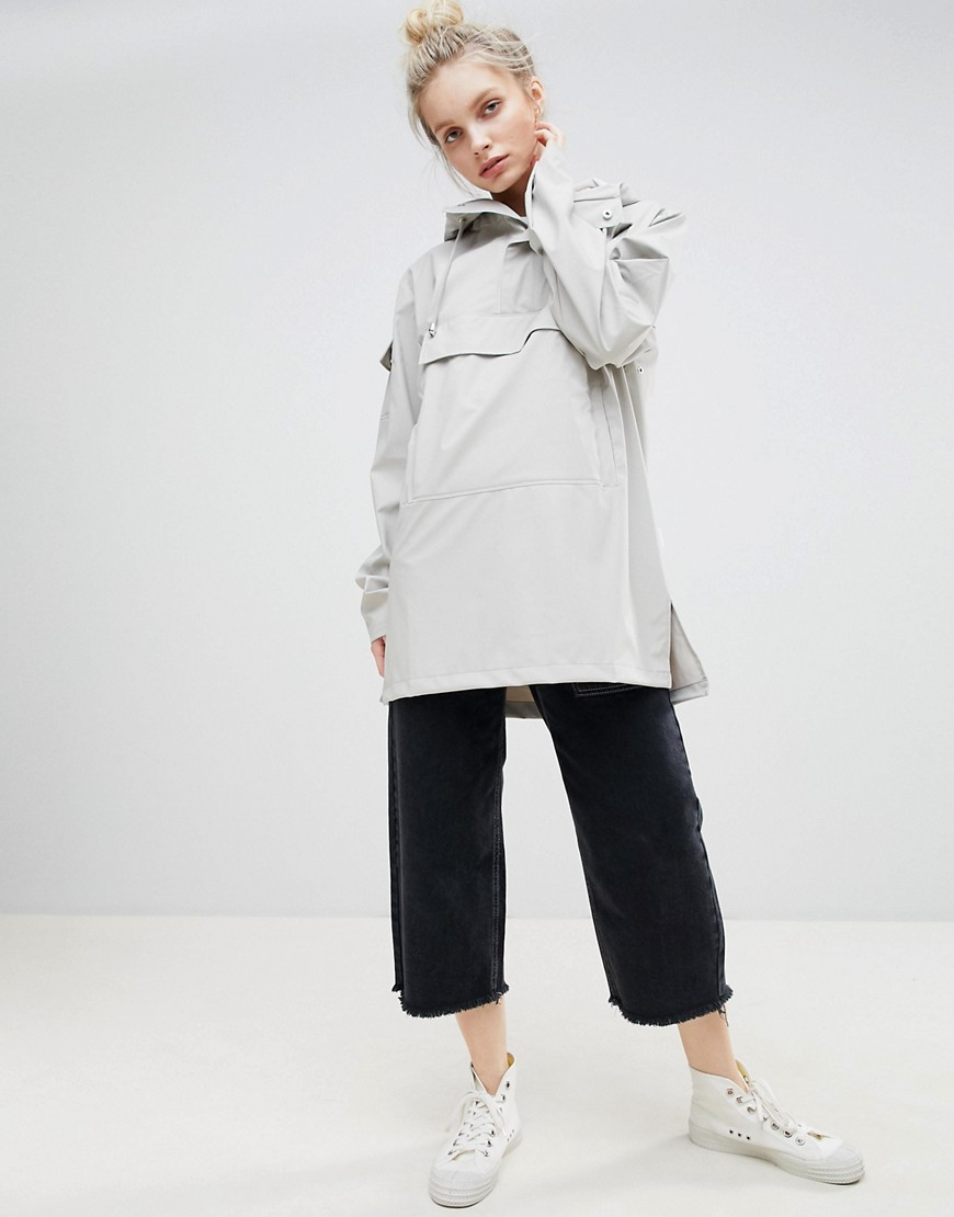 Rains Camp Anorak Jacket by Rains