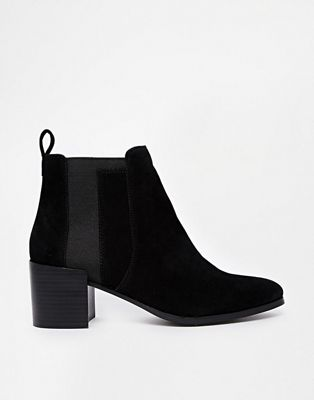 Image 1 of River Island Avery Pointed Toe Boots