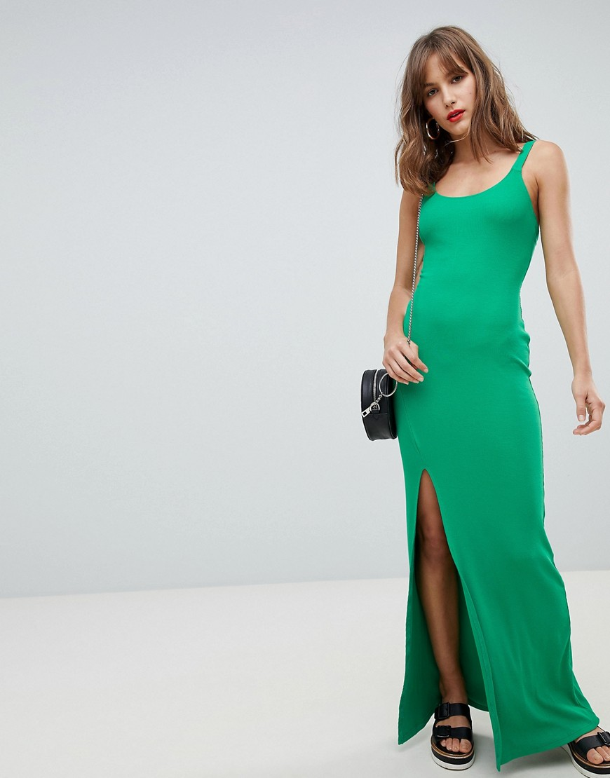 River Island Cami Bodycon Maxi Dress by River Island