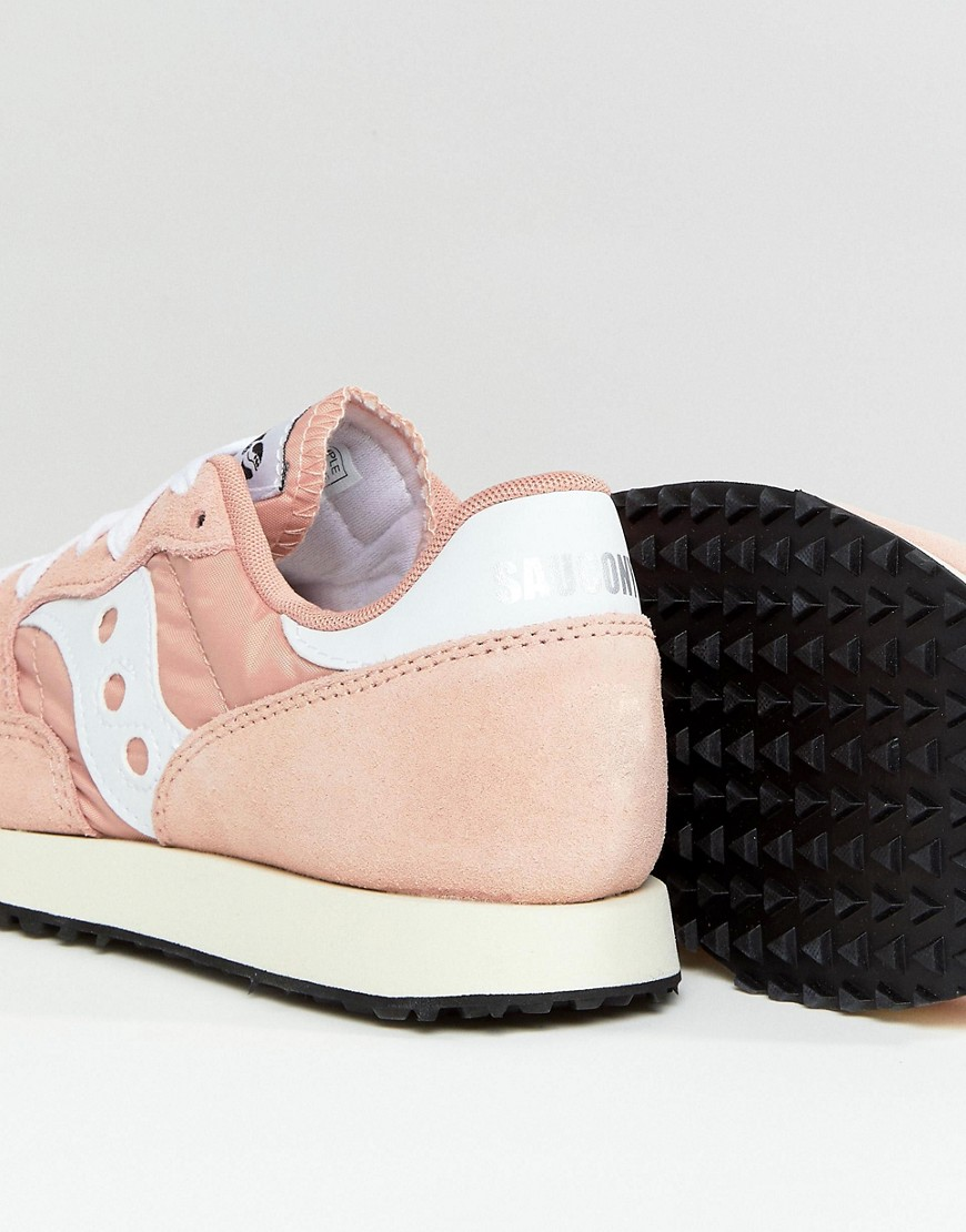 Saucony Jazz Original Vintage In Pastel Pink by Saucony