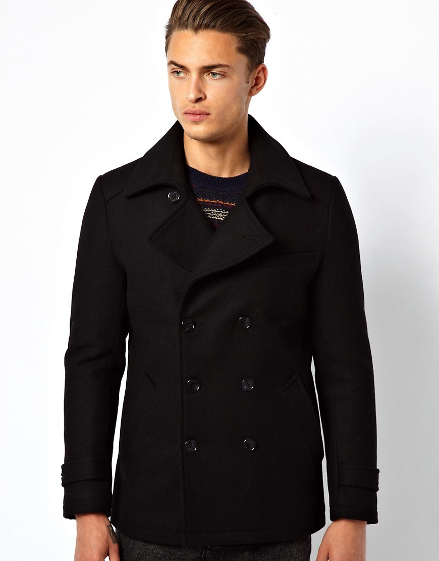 Selected Homme | Selected Wool Pea Coat