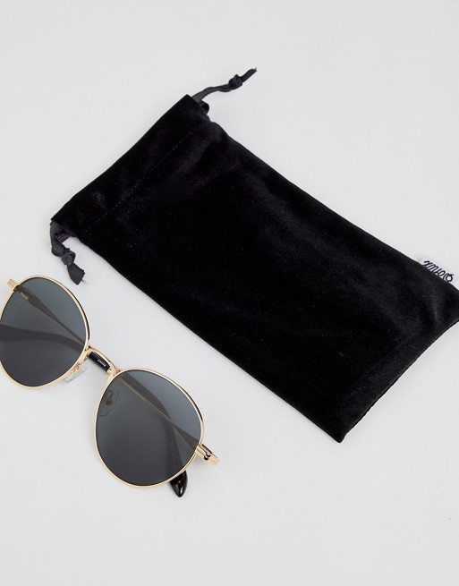 in gold Sonix amp; sunglasses Sonix round black Ace BIwXa