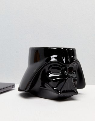 Image 1 of Star Wars Darth Vader Shaped Mug
