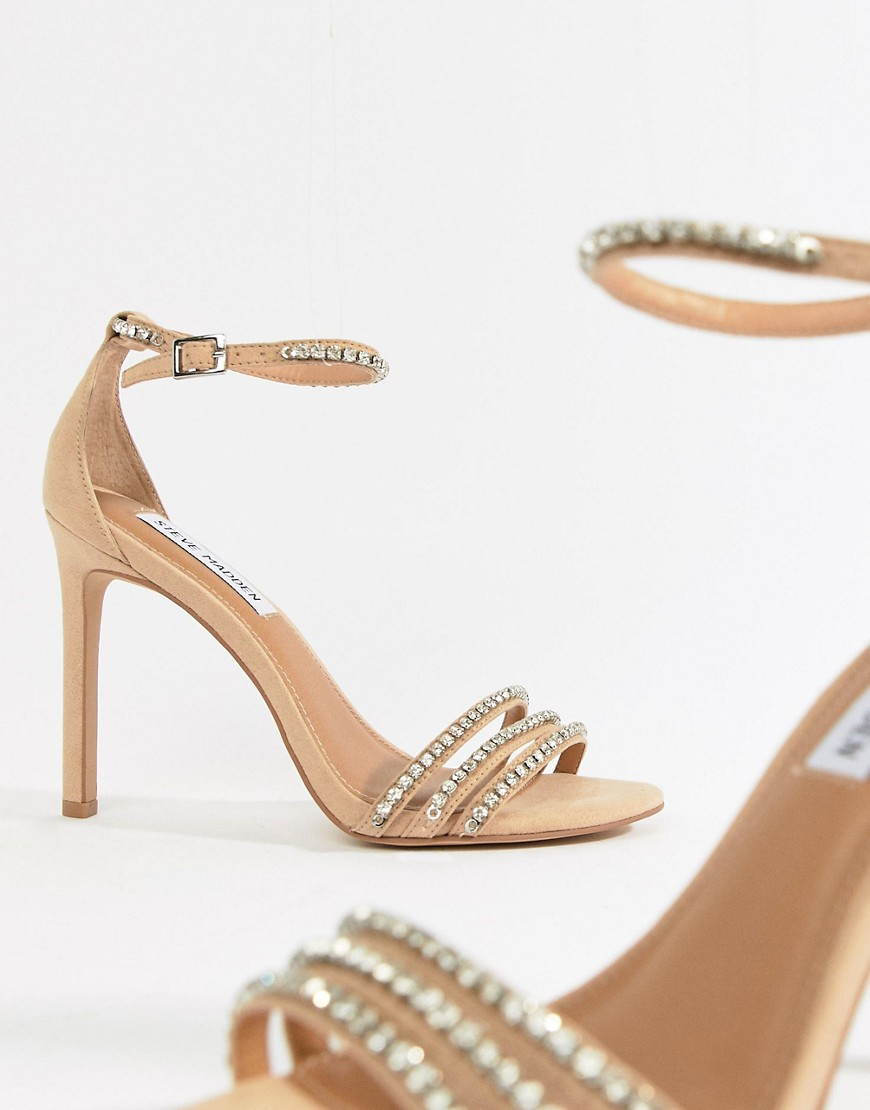Steve Madden Sterling Jewelled Sandal by Steve Madden