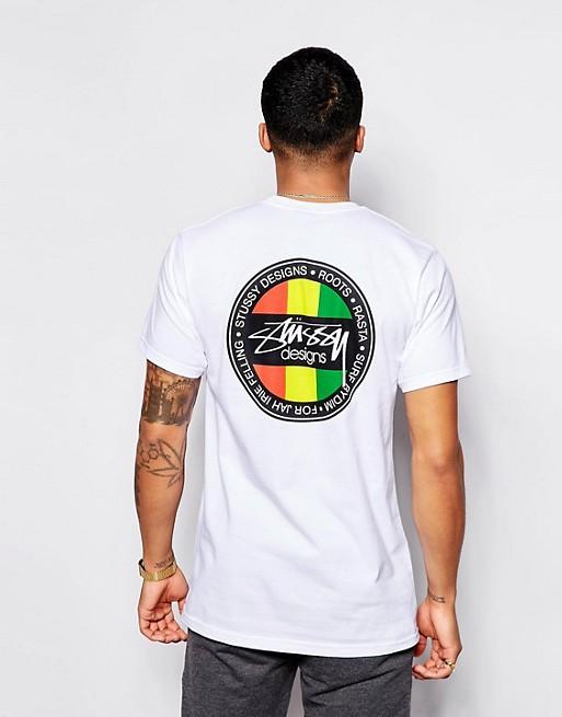 Design Rasta On T Shirts