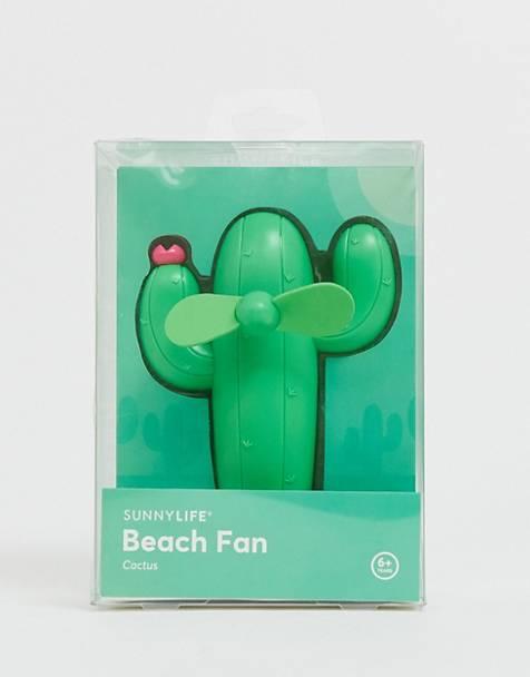 Sunnylife beach fan