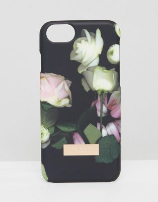 Image 1 of Ted Baker Earlee Floral Iphone 7 Case