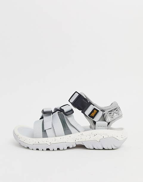 Teva Hurricane x LX ALP sandals in grey