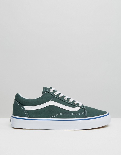 vans old skool verdi