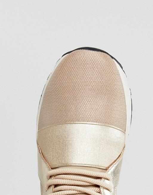 Zapatillas de deporte con suela gruesa Lamar de Carvela
