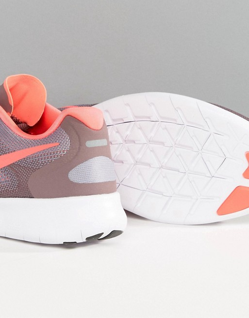 Zapatillas de deporte Free Run 2017 de Nike Running
