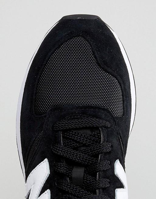 Zapatillas de deporte negras MRL420SZ 420 Revlite de New Balance
